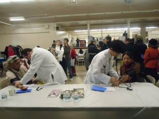 AMPHS Community Health Screening