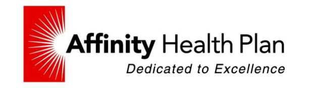 Affinity Health Plan Color Logo
