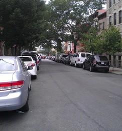 (2) Side Street