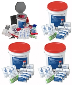 Emergency Shelter Kit (Photo Credit: LifeSource)