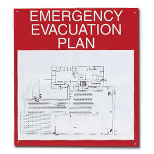 Emergency Evacuation Plan (Photo Credit: Emergency Plan Experts)
