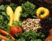 fruits vegges nuts