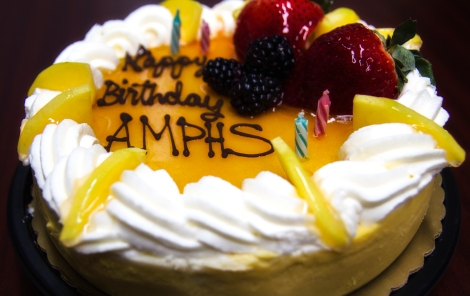 AMPHS is 4 years old!