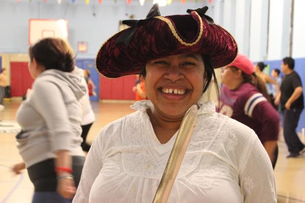 Sunset Park Recreation Center's Program Director, Letitia Guillory